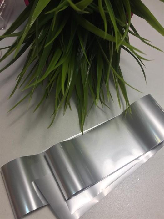 Фольга для литья TNL матовое серебро - фото 18989