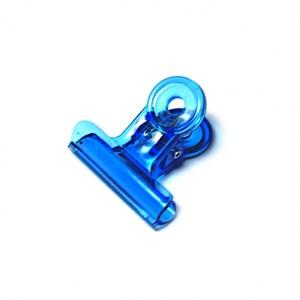 Зажим для ногтей прищепка пластик