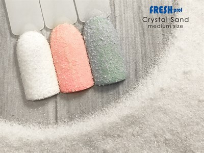 Crystal Sand Fresh prof, medium size