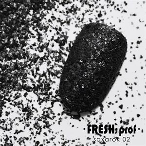 Saxarok Fresh prof, черный 2 мл