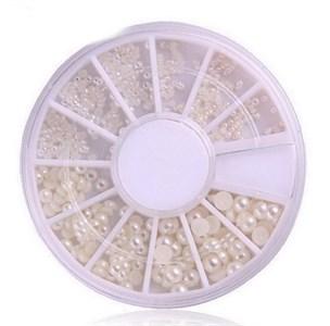 Карусель жемчуг белый перламутр