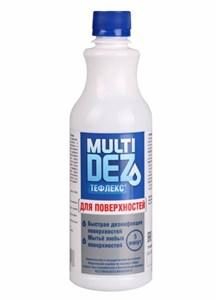 Дезинфектор   Mulyi Dez , Тефлекс , 0.5 л