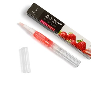 Масло-карандаш для кутикулы POLE (клубника) 5 мл.