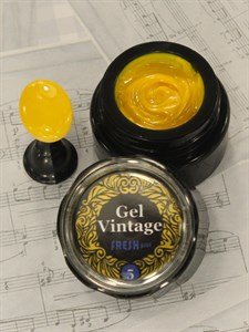 Gel Vintage Fresh prof №05, 5 гр
