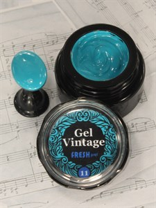 Gel Vintage Fresh prof №11, 5 гр
