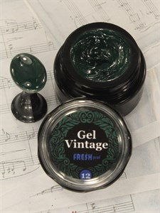 Gel Vintage Fresh prof №12, 5 гр