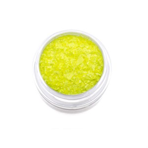 Слюда неоновая  TNL  - №01 желтая