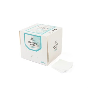 Салфетки безворсовые TNL  (400 шт./упаковка)