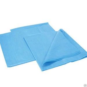Простыня одноразовая  АRCHDALE  80*200 см, голубая 50 шт