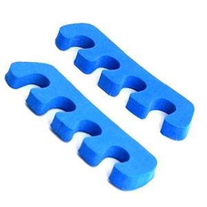 Разделитель для пальцев Jess Nail,  голубой