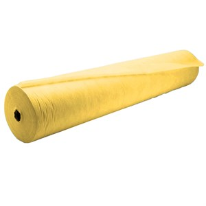 Простыня комфорт 70*200 см, SMS, желтая в рулоне 100 шт