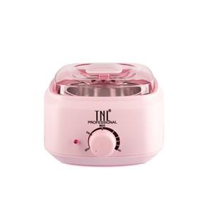 Воскоплав TNL для горячего воска wax 200 розовый (Гарантия 6 мес)