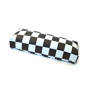 Подлокотник кожаный для рук (шахматная доска)
