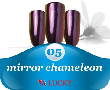 Пигмент Chameleon Mirror shine №5 Fresh prof