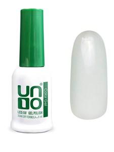 Гель-лак  Uno  - 001 Белый - White, 8мл