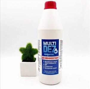 Дезинфектор   Mulyi Dez , концентрат , 0.5 л