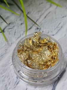 Поталь золото