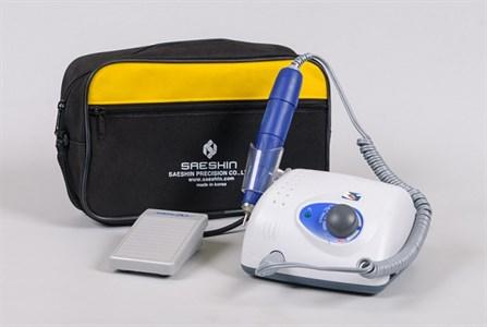 Аппарат для маникюра и педикюра Strong 210/105 L с педалью Гарантия 12 мес