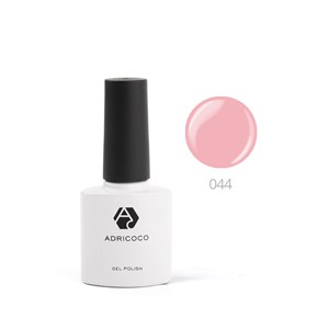 Гель-лак ADRICOCO №044 розовый пион (8 мл.)