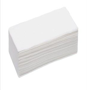 Полотенце 35*70 см спанлейс 40г/м2, белый 50 шт