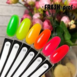 Основа Fresh Prof Neon №01, 8 мл