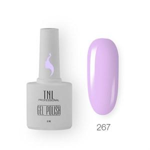 Гель-лак TNL 8 Чувств №267 - пастельно-лиловый (10 мл.)