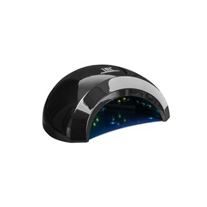 Лампа TNL UV-LED 48w, черная (Гарантия 6 мес)