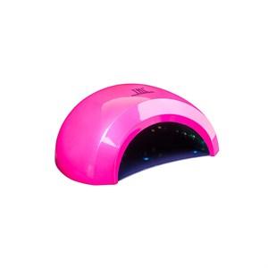 Лампа TNL UV-LED 48w, малиновая (Гарантия 6 мес)