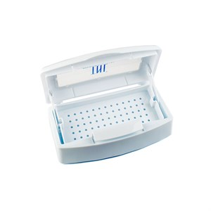 Пластиковый контейнер TNL для стерилизации с окошком