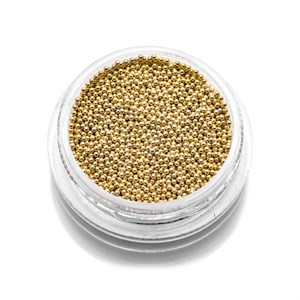 Бульонки TNL золото 0,8 мм, 7 гр